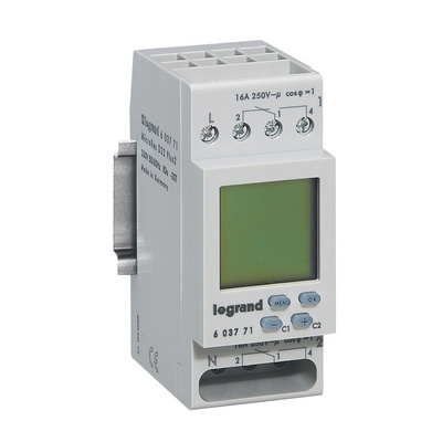 microrex d22 plus digital time switch 2 channels english version rh comfort el com  legrand microrex d22 plus manual