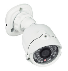 Additional colour camera for video door entry kit