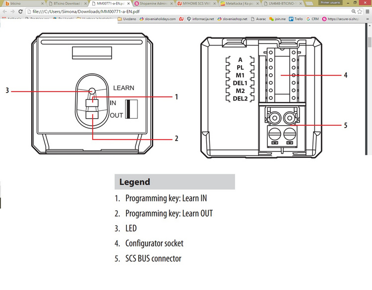 Legrand Contactor Wiring Diagram : Legrand key card switch wiring diagram somurich