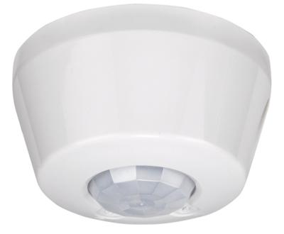 IR IP 20 ceiling-mounting motion sensor - 360° - LG_048948 « Back