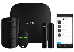 AJAX StarterKit - Black