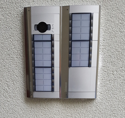 Bticino Sfera New door entry system (from 2 to 26 pushbuttons)