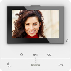 Bticino 344652 Classe100 V16B handsfree video internal unit