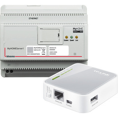 BTICINO MY HOME SERVER 1 + ACCESS POINT art. MHSERVERKIT