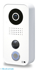 IP video domofon DoorBird D101